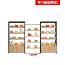 展示柜ba化妆品陈列bi现代美甲品柜展示架展柜产品柜台货架