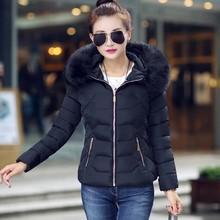 羽绒棉ba显瘦新式短la个子2019年矮时尚冬装女装(小)式短装外套