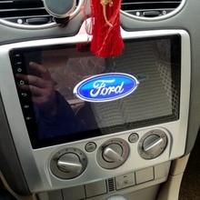 新老款福特福克ba经典福克斯oc车载安卓倒车影像导航仪一体机