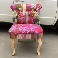阳台(小)ba寸卧室欧式ep(小)沙发椅落地懒的阳光房休闲椅美甲阅读