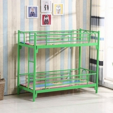 三层上ba宿舍学生用tr铁艺幼儿园宝宝爬梯双层床两层上下床