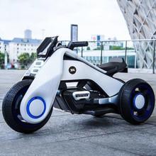贝多奇bd童电动摩托s2宝宝可坐的(小)孩玩具车三轮车童车可充电