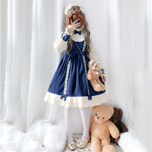 花嫁lbelita裙bi萝莉塔公主lo裙娘学生洛丽塔全套装宝宝女童夏