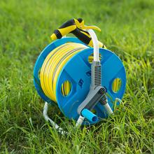 家用水bi车压力水枪la子软管卷管收管器洗车水抢高压套装神器