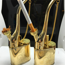 【天天bi价】金泰黄es斗烟丝斗  男士老式复古 水过滤