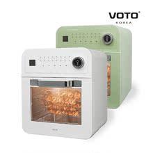 韩国直bi VOTOes大容量10升无油低脂家用电炸锅旋转板