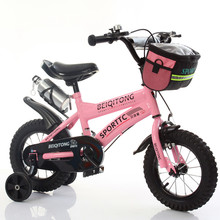1-3bi5岁(小)朋友ly2寸(小)童婴幼宝宝自行车男孩3-6岁女