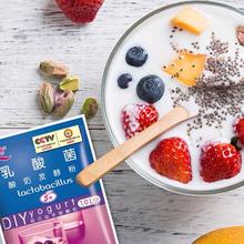 全自动酸奶机bi3用自制迷ly酵(小)型多功能玻璃分杯纳豆米酒