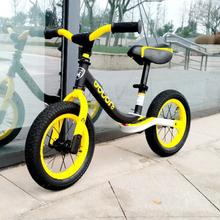 滑步车bj国宝宝平衡nm6岁宝宝滑行车(小)孩无脚踏减震溜溜车