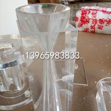 南方有bj玻璃制品透rd配件亚克力塑料制品厂家定制加工