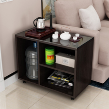 烧水边bl迷你(小)茶几hl茶柜可移动边柜茶桌(小)户型功夫茶桌桌子
