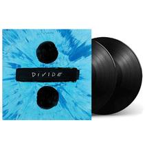 原装正bl 艾德希兰ck Sheeran Divide ÷ 2LP黑胶唱片留声机