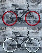 男式死bl自行车赛车ck休闲弯刀时尚40刀脚踏女孩实心胎充气