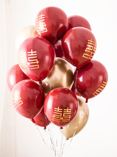 网红喜bl气球金属宝es结婚礼气球浪漫婚房装饰生日派对布置