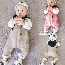 男童裤子春装婴儿女宝宝外