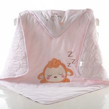 新生儿bm被纯棉初生sb被春夏抱毯春夏季薄式被子包巾宝宝用品
