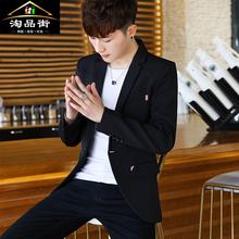 [bobca]男士春秋季休闲小西服韩版