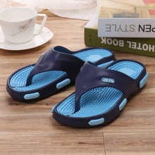 回力轻bo男式的字拖dp鞋按摩脚底舒适防滑平跟沙滩鞋拖鞋3310