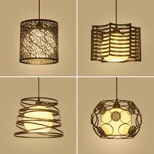 现代简约铁艺餐厅吊灯创意