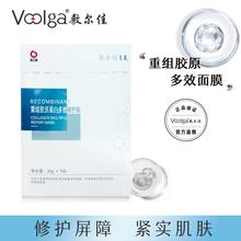 敷尔佳bo组胶原蛋白ec效修护补水保湿祛痘淡化痘印紧实肌肤