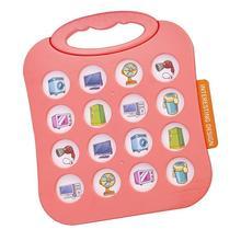 记忆对bo碰卡片逻辑ol练方位教具早提高宝宝记忆力玩具空间感