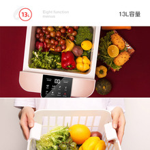 果蔬清br机超声波全nd毒机洗水果机大容量