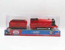 费托马斯br车玩具托马ng友塑料电动(小)火车JtAMES詹姆斯火车