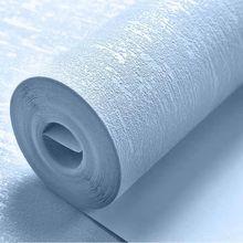 墙纸自br3d立体无nm约素色温馨卧室壁纸客厅背景墙面翻新贴纸