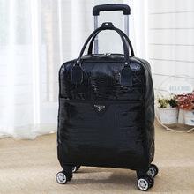 旅行包袋bw1拉杆包箱uxU皮牛津手提旅行箱包大容量轻便行李包