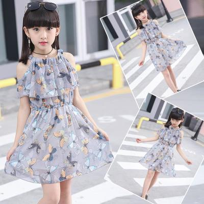 5到6bx7女童装8tr女孩子12连衣裙子宝宝10夏季衣服装11岁穿13
