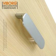 VIBORbz香港域堡精xw代简约拉手橱柜柜门抽手衣柜抽屉家具把手