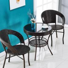 餐饮店双人桌椅组合简约休