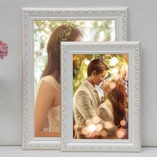 欧式相ca定制摆台洗ol婚纱照片制作放大挂墙装框做成来图定做