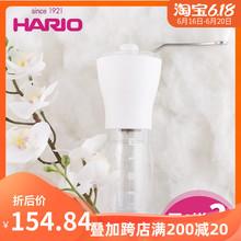 日本HcaRIO手摇er豆机 磨粉器家用陶制磨芯MSS 送筛粉器