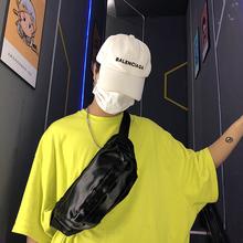 INScatudioil020韩国复古经典百搭pu(小)皮包斜跨单肩包胸包 男女式