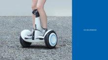 (小)米pcaus平衡车lo衡车宝宝成的通用自动跟随支持云台相机扶手