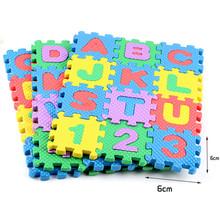 宝宝数ca字母拼图 ol垫板宝宝益智玩具