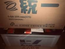 统一电caN120ApeV120AH堆高叉车电瓶托盘搬运叉车电池