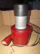 野外水ca涡轮水利发te用(小)型便携式220v大功率户外试验管道式