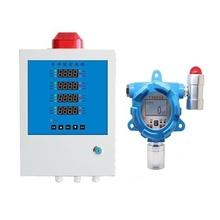 。固定式防爆可燃气体报警器检测cc12探测器le浓度燃气报警