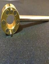 自来水cc门钥匙水表qr角形阀扳手锁闭阀家用磁性万能开关(小)。