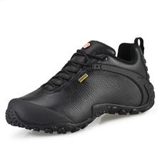 春秋运cd鞋男鞋真皮ra溪鞋透气防滑户外徒步登山鞋越野男女鞋