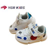永高的宝宝鞋子1-2-3-5岁软底cd14滑学步wj鞋秋季式