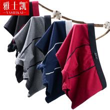 [cegua]男士内裤男纯棉平角裤潮流