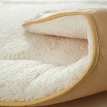 罗兰家ce家用加厚保eb褥子宿舍单的学生床羊羔绒床褥双的垫被