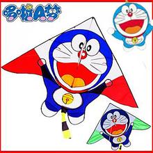 潍坊新ch宝宝机器猫on哆啦A梦男孩女孩初学易飞轮包邮