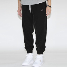 NICchID NIle季休闲束脚长裤轻薄透气宽松训练的气运动篮球裤子