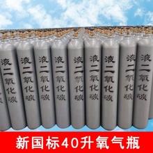 加厚乙炔ch1气瓶家用zl0升氧气瓶二氧化碳钢瓶(小)气瓶10L氮气