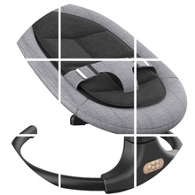 婴儿摇ch椅安抚椅哄tu宝宝哄睡躺椅新生儿用品摇摇床