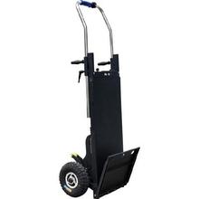 电动上ch梯神器新式yo力工具车上楼神器金属推车载物